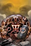 Uncanny X-Men No540 Cover: Juggernaut with a Hammer