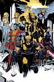 X-Men: Curse of The Mutants - Storm & Gambit No1: Wolverine  Colossus  Magik  Psylocke  Northstar