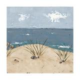 Beach Scene Triptych III
