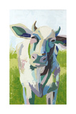 Painterly Cow II