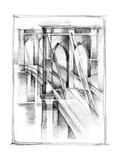 Art Deco Bridge Study II