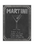 Chalkboard Cocktails III