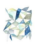 Geometric Jewel Abstract I
