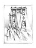 Art Deco Bridge Study I