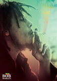 Bob Marley Smoking Lights