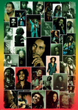 Bob Marley Photo Collage