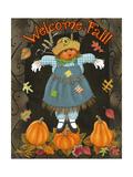 Fall Scarecrow II