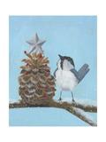 Chickadee Christmas II 2-Up