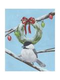 Chickadee Christmas III 2-Up