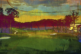 Golf Abstract I