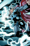 Avengers Assemble Panel Featuring Thor