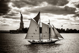 The Clipper and the Liberty