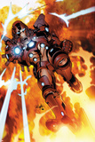 Invincible Iron Man 523 Cover Featuring Iron Man