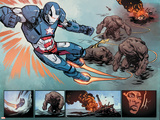 "Iron Patriot 1 Featuring Iron Patriot  James ""Rhodey"" Rhodes"