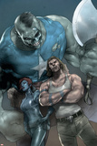 Ultimatum: X-Men Requiem 1 Featuring Sabretooth  Mystique