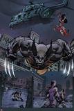 Savage Wolverine 7 Featuring Wolverine  Elektra