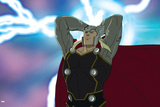 Avengers Assemble Animation Still