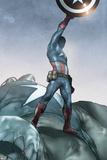 Ultimatum: X-Men Requiem 1 Featuring Captain America