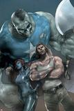 Ultimatum: X-Men Requiem 1 Featuring Sabretooth  Mystique