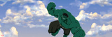 Avengers Assemble Animation Still Featuring Hulk