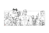 Avengers Assemble Pencils with Hulk  Thor  Iron Man  Tony Stark  Captain America & More