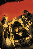 Ghost Racers 1 Cover Featuring Ghost Rider  Phantom Rider