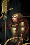 1602 Witch Hunter Angela 1 Cover Featuring Angela