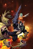 Venom: Spaceknight 1 Cover Featuring Venom