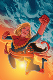 Ms Marvel 17 Featuring Ms Marvel  Captain Marvel