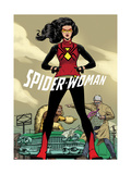 Spider-Woman 9 Featuring Spider Woman  Urich  Ben  Porcupine