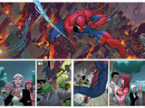 Superior Spider-Man 31 Featuring Spider-Man  Parker  May  Mary Jane Watson  Jameson Sr  J Jonah