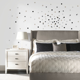Neutral Confetti Dots Peel And Stick Wall Decals