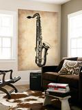 Vintage Saxophone