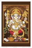 Lord Ganesha - Hindu Elephant Headed Deity - God of Wisdom  Knowledge and New Beginnings