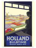 Holland - Bulb Time - Tulip Season March-May