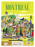 Visit Historical and Gay - Montreal  Canada