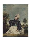 Lady Caroline Howard  c1778