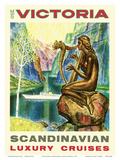 Scandinavian - Mediterranean - West Indies - MS Victoria Luxury Cruises - Incres Line