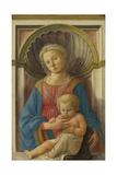 Madonna and Child  c1440
