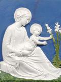 Madonna and Child  c1475