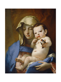 Madonna of the Goldfinch  c1767-70