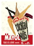 Cocktail de Nus! (Cocktail of Nudes!) - Concert Mayol Cabaret - Paris  France