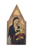 Madonna and Child with Donor  1325-30