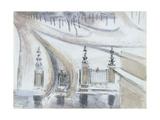 London: Winter Scene  No 2