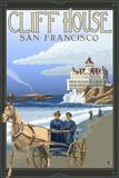 Cliff House  San Francisco  California