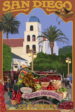 San Diego  California - Old Town