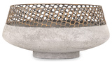 Rowan Metal Bowl