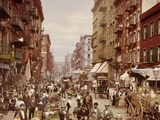 Mulberry Street  New York City