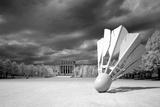 Nelson Atkins Art Museum- Sculpture by Claes Oldenburg