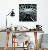 Metro - Tempered Glass Wall Art *
